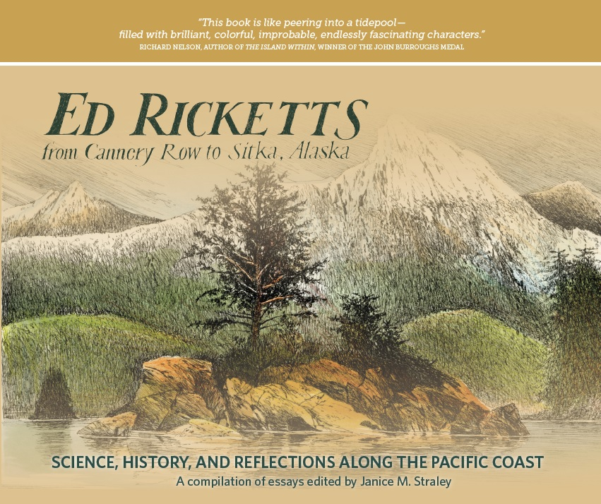 The real Sitka journey of Steinbeck's 'Doc Ricketts' - KCAW
