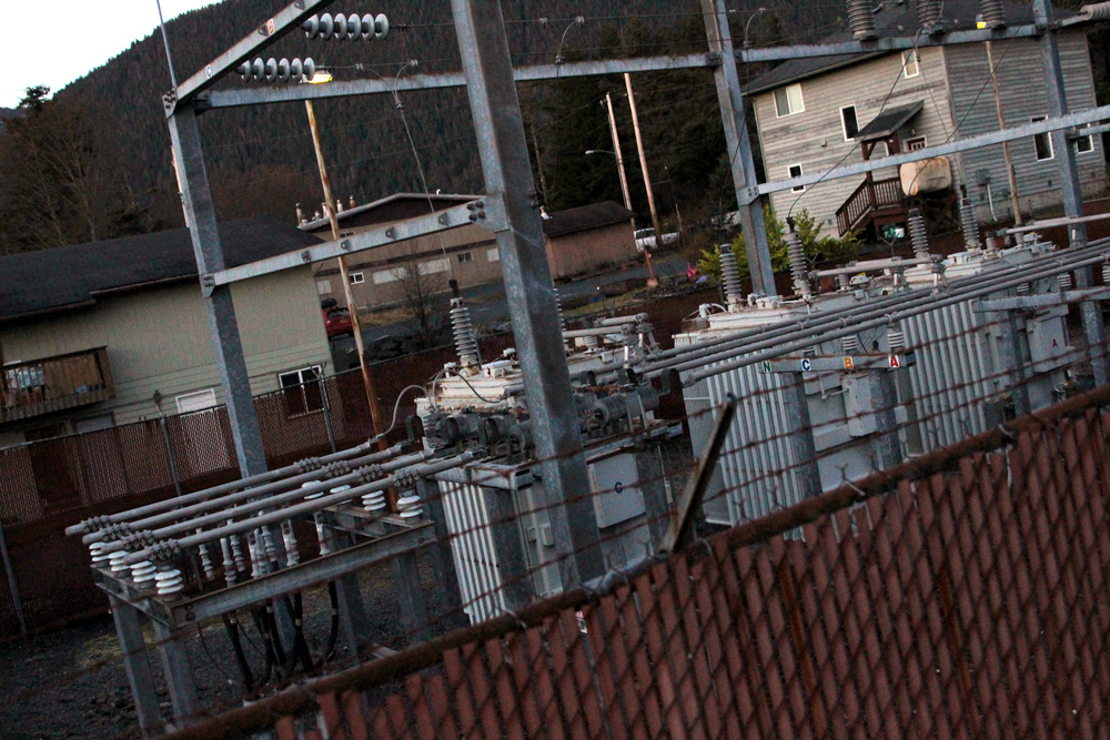 High voltage surge shuts off power, damages equipment in Sitka