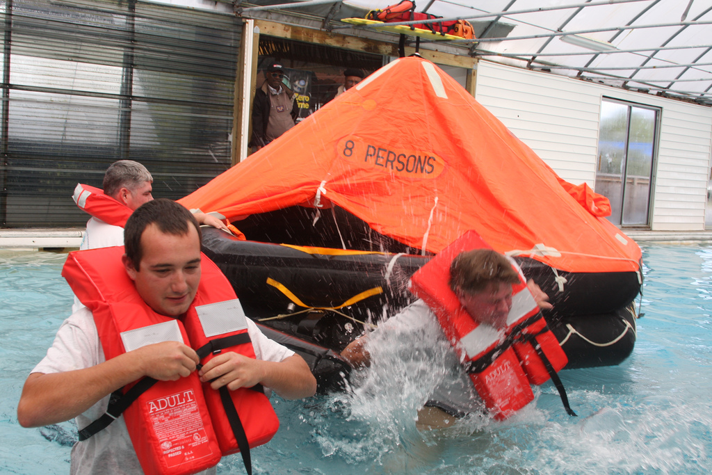 Congress, president rescind life raft rule - for now - KCAW