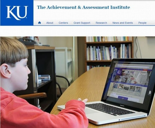 The Center for Educational Testing reports that around 15,000 students were online nationwide when the outage occurred. Their test results should be unaffected.