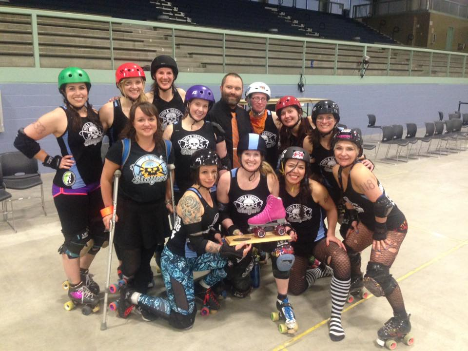 Slayers crowned state roller derby champs