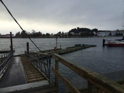 City to repair seaplane dock