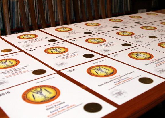 Raven Radio, Sentinel win 17 Alaska Press Club Awards