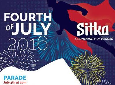 Fourth of July parade to celebrate Sitka's heroes