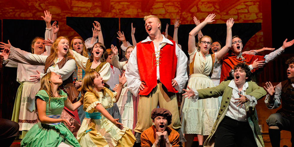 Broadway Night shows off talent, helps raise funds