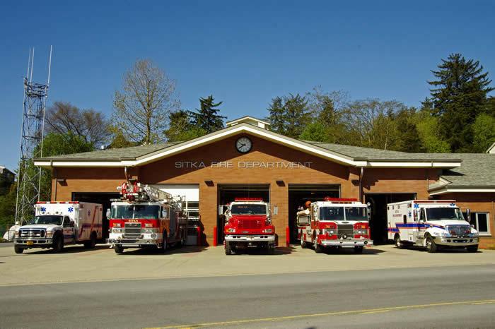 Fire department douses troller fire in Eliason Harbor