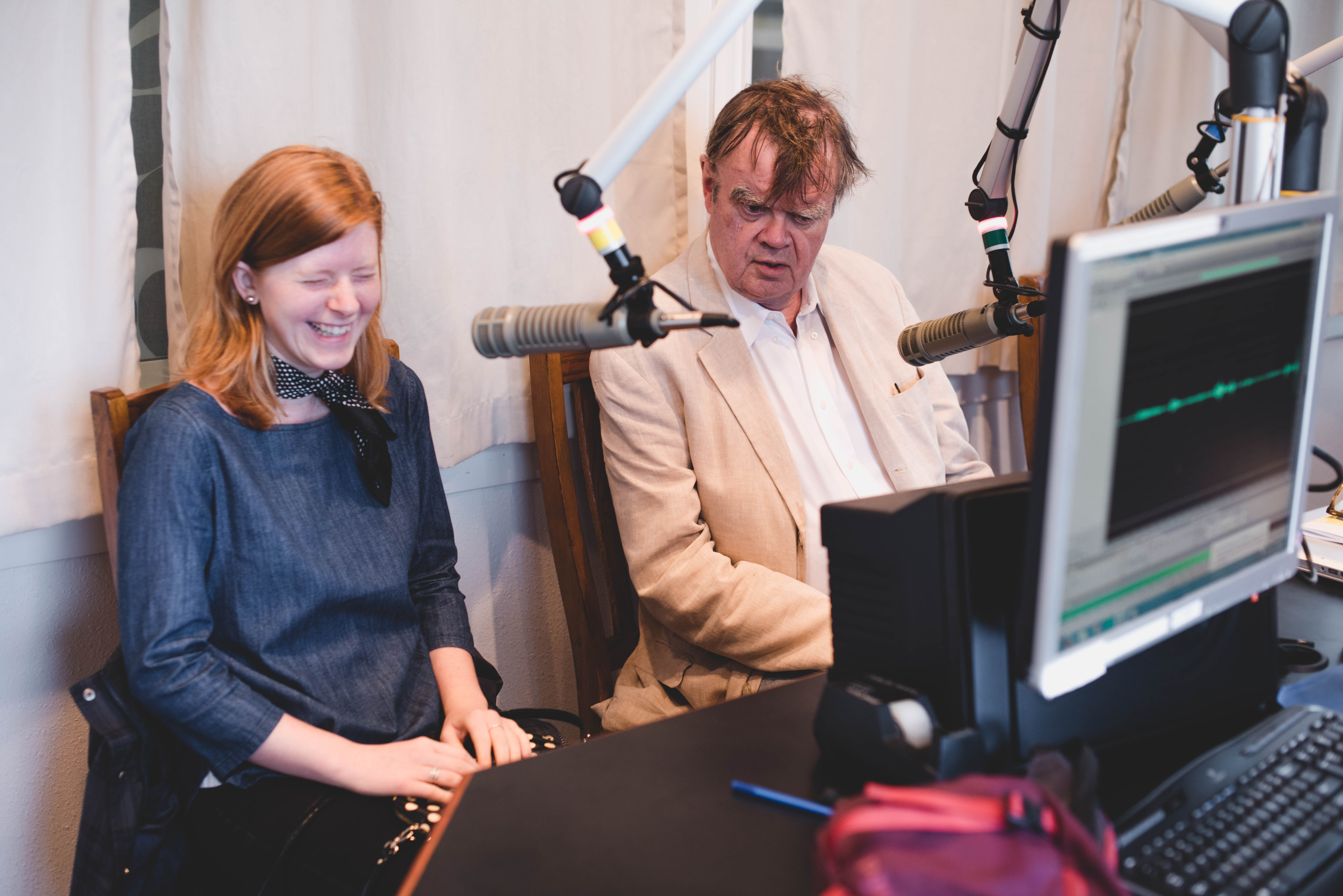 Prairie Home Companion Host Visits Raven Radio Kcaw