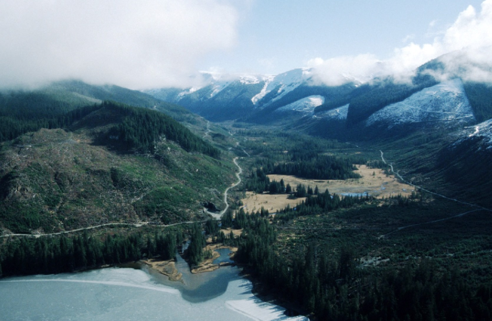 Forest Service adds to Admiralty Island wilderness