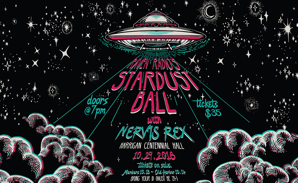 Stardust Ball tickets available NOW!