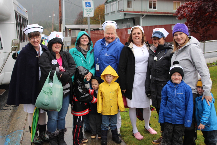 go behind the scenes of the alaska day parade kcaw