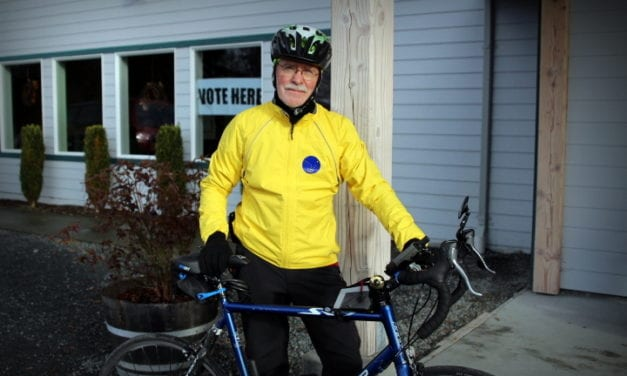 Sitka voters turn out for a stranger than fiction election