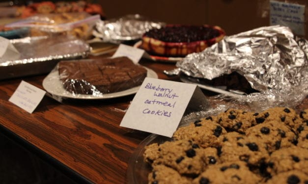 Sitka celebrates subsistence at Wild Foods Potluck