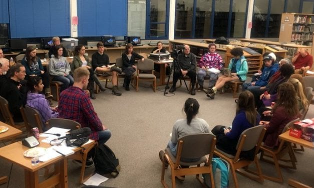 Sitka students ask for classes in 'being adults'