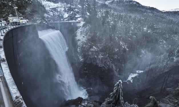 Sitka uses diesel, as dam awaits repair
