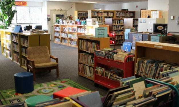Kake rebuilds community library, one book at a time