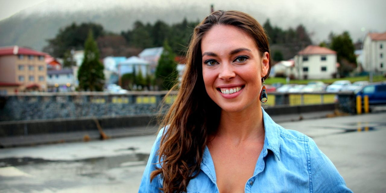 Beauty and the Business: Tlingit entrepreneur competes for Miss Alaska