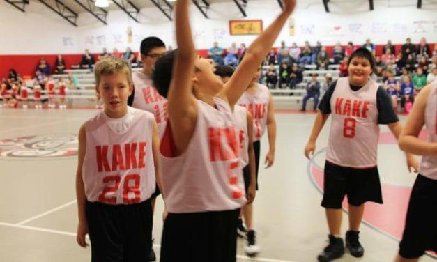 Kake expands wintertime basketball program