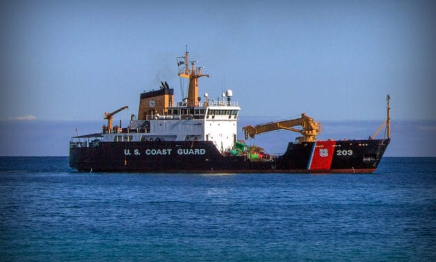 Sitka to lose USCG cutter Maple this summer