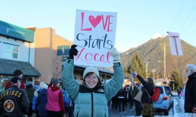 Sitka's Women's March: What's next?