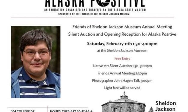 Native photographer featured in 'Alaska Positive' exhibit