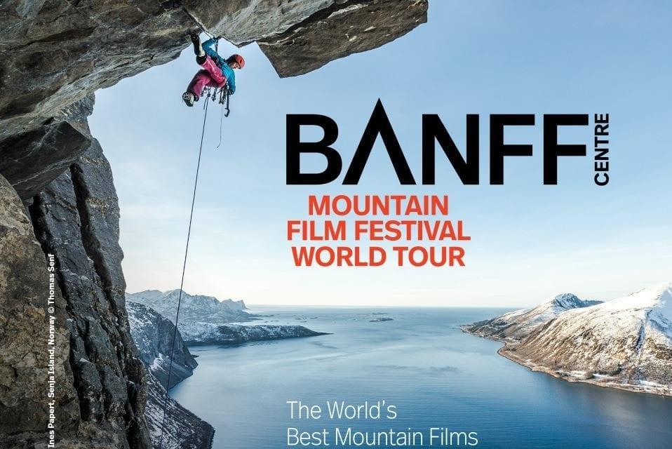 Banff Mountain Film Festival stops in Sitka