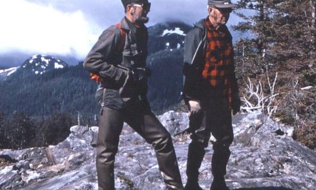 Chuck Johnstone, wilderness founder, dies at 93