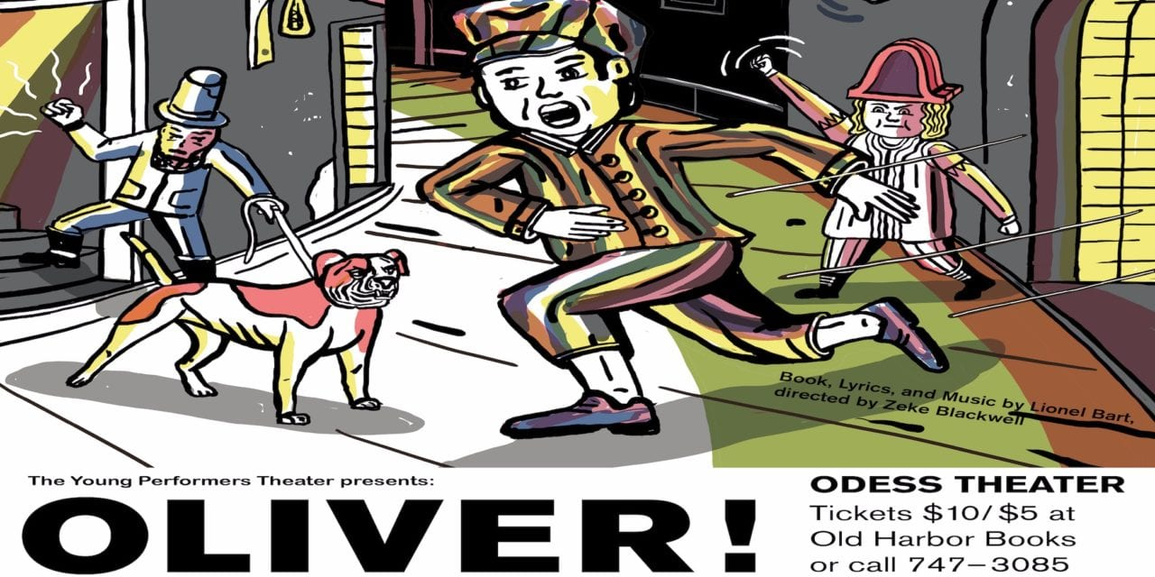 Young Performers Theater brings Oliver! to the stage