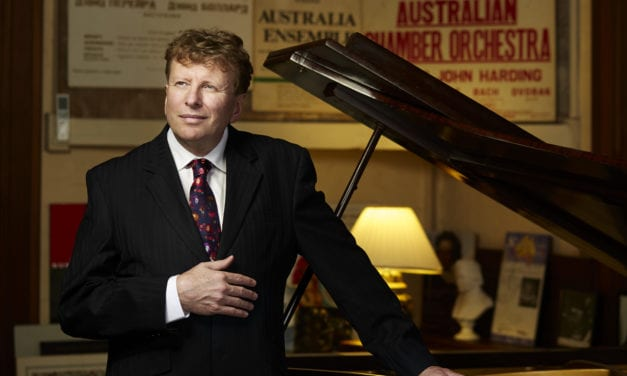 Spring fundraiser showcases Australian pianist Piers Lane