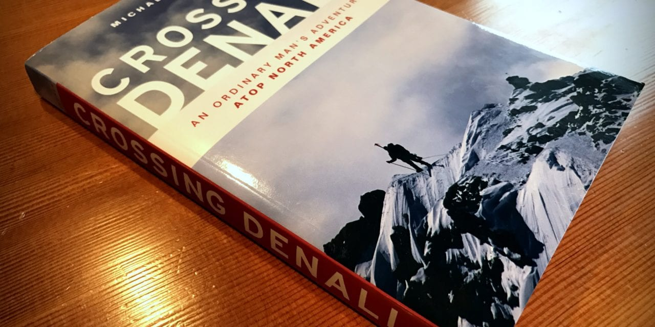 "Michael Fenner to read from his book, ""Crossing Denali"""