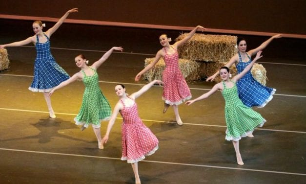 Fireweed Dance Theatre's Gala Performance this Saturday