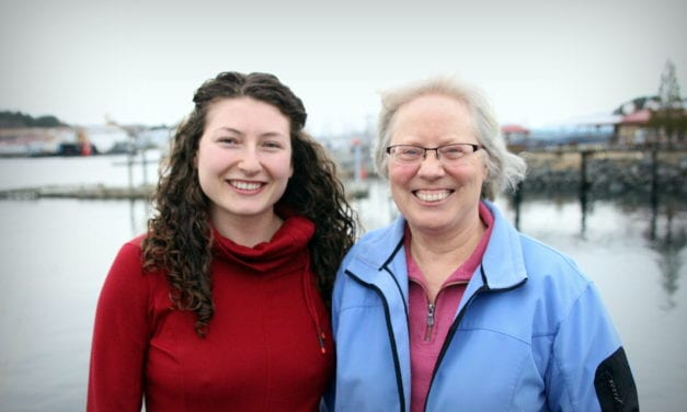 Fishing and Family: Iris Nash talks with Sarah Jordan