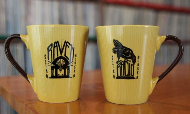 Raven Rebus Mugs for Spring!