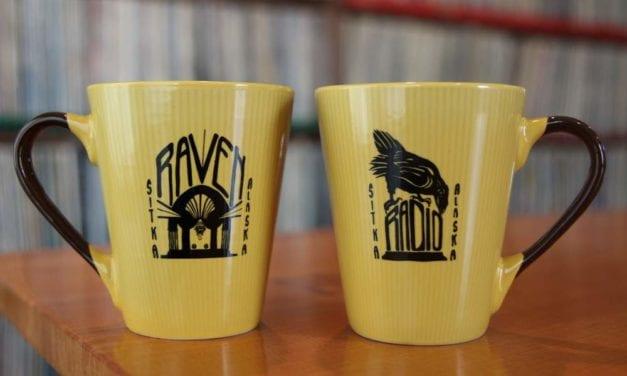Raven Rebus Mugs for Spring!
