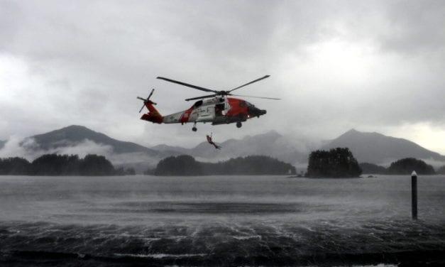 Air Station Sitka: An airborne mission over Alaska's maritime landscape