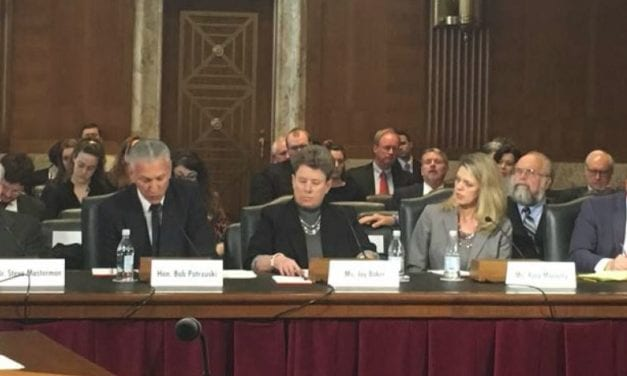 Sitkan testifies before U.S. Senate Committee