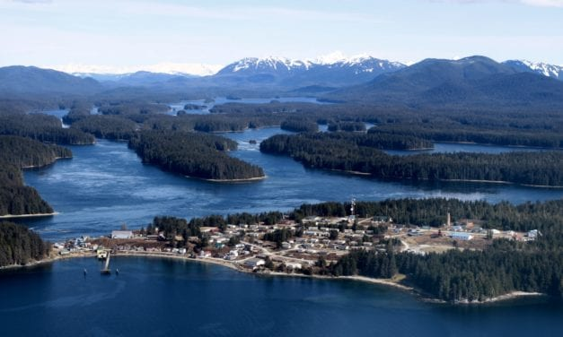 As Juneau looks to expand, Angoon eyes Pack Creek area