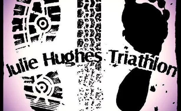 Tri, tri, triathlon time again! 32nd Julie Hughes set for May 20