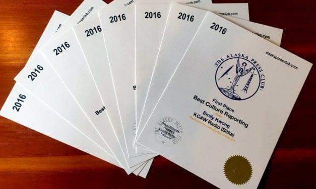 KCAW News, Daily Sentinel take top honors at Alaska Press Club