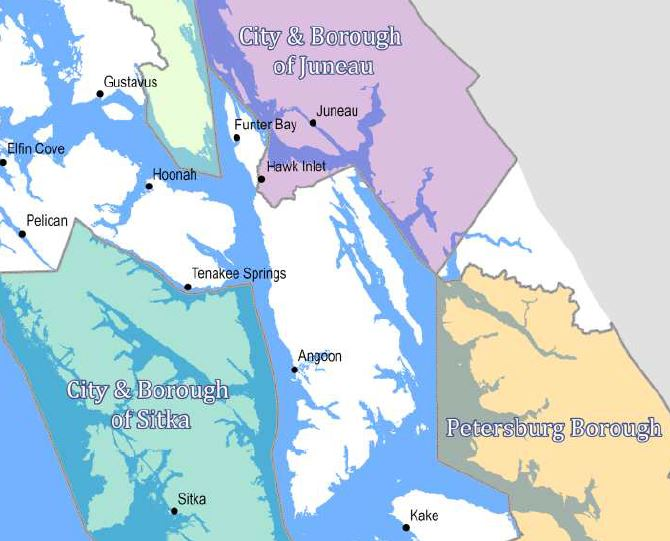 As Juneau Looks To Expand Angoon Eyes Pack Creek Area Kcaw