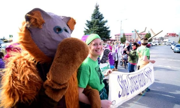 Celebrate Earth Day in costume at Parade of Species
