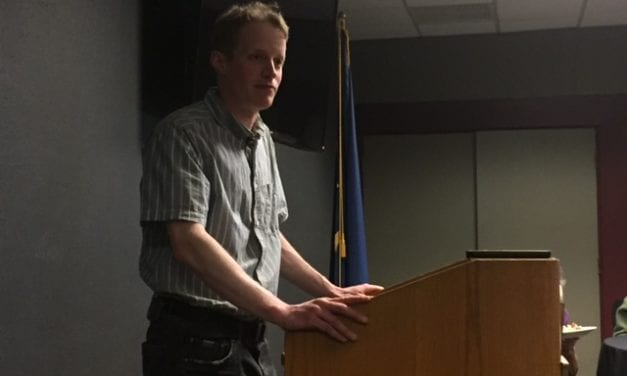 In Q&A, Sitka mayor talks economic problems, possibilities