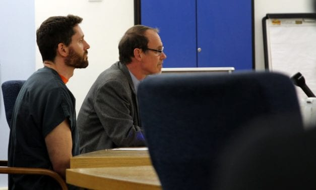 Yerkes takes plea deal in Sitka homicide; will serve 45 years