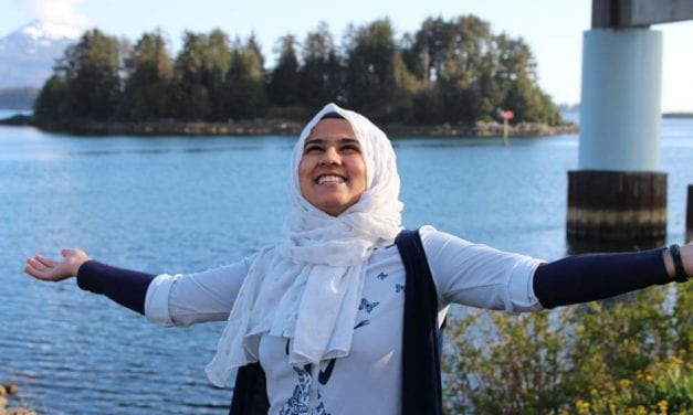 Lina Abu Zubaida: Leaving Gaza for the first time