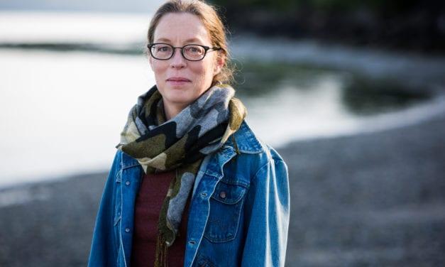A leader in citizen science, Parrish studies seabird die-offs