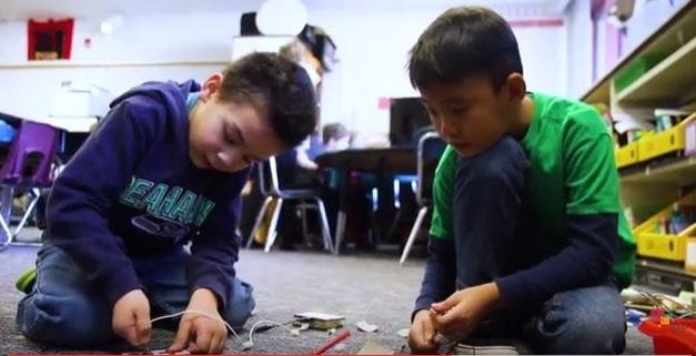 To teach innovation, Sitka schools ramp up makerspace program