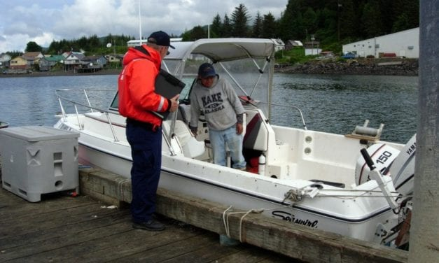 USCG Auxiliary offers free inspections, education for safe boating