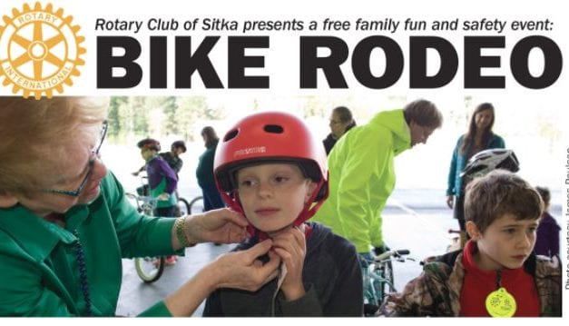 Kid's bike swap available at annual rodeo