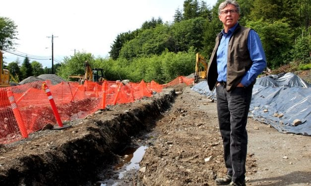 Soil contamination slows — but doesn't deter — Sitka cottage project