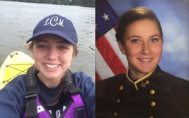 USCG cadets excited to present shellfish findings