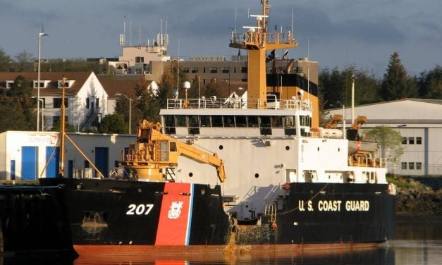 Cutter Maple's Alaskan farewell a (possible) journey to remember